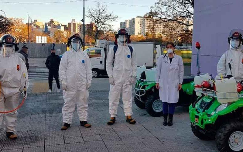 DetectAr: el móvil sanitario vuelve este viernes a Barracas