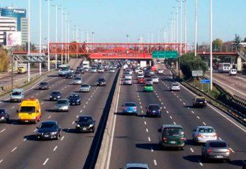 Disminuyó 12% la circulación vehicular en la Ciudad