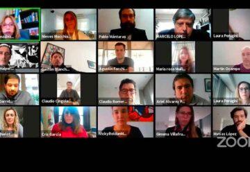 Primera Audiencia Pública por videoconferencia