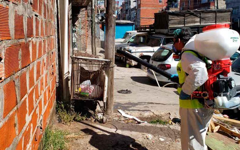 Coronavirus: la situación en los barrios vulnerables