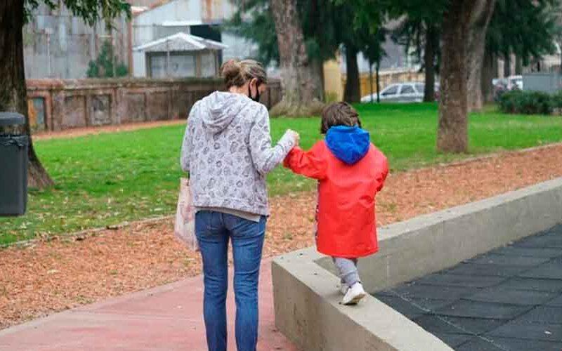 Reabrieron los parques y plazas con medidas de distanciamiento
