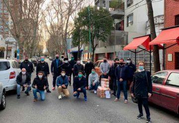 Coronavirus: Donaciones de la Asociación del Barrio Chino
