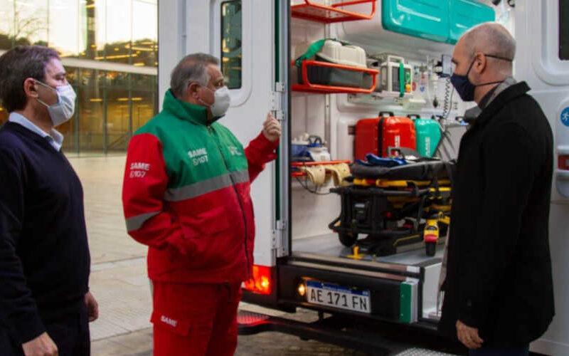 Análisis de la tercera generación de ambulancias con tecnología de avanzada
