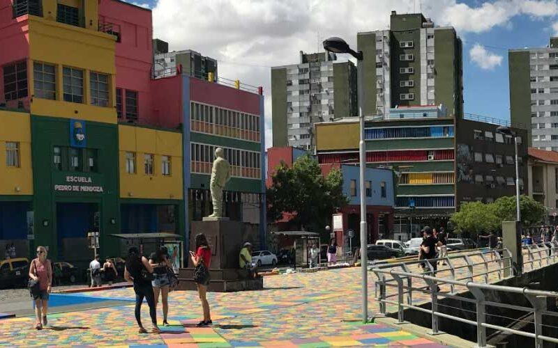 El distrito de las artes celebra el cumpleaños 150 de La Boca