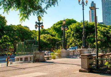 Ciudad: festejo por el Día de la Primavera