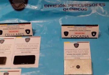 Dos dealers detenidos en procedimientos en Pompeya