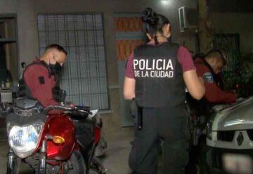 Dos detenidos con marihuana durante un procedimiento en Saavedra