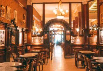 Ciudad: Día de los Cafés de Buenos Aires
