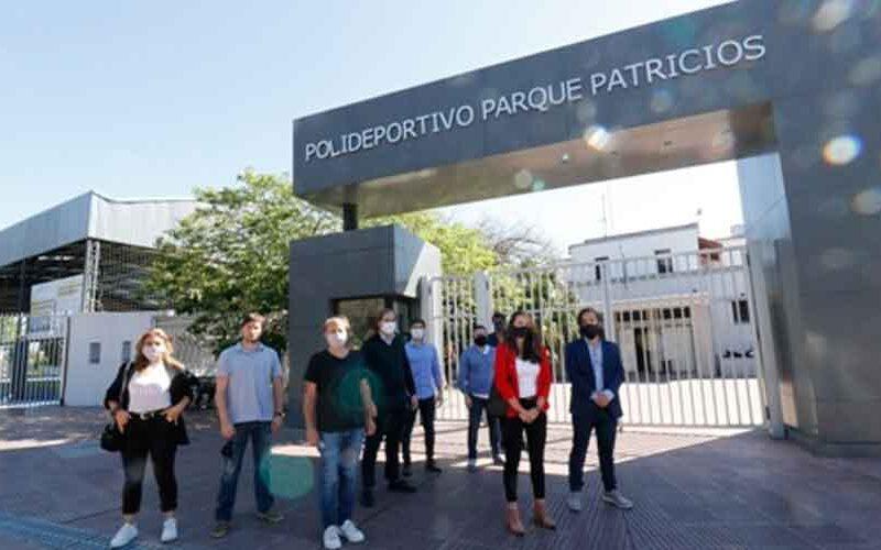 Nuevo circuito cultural y deportivo en Parque Patricios