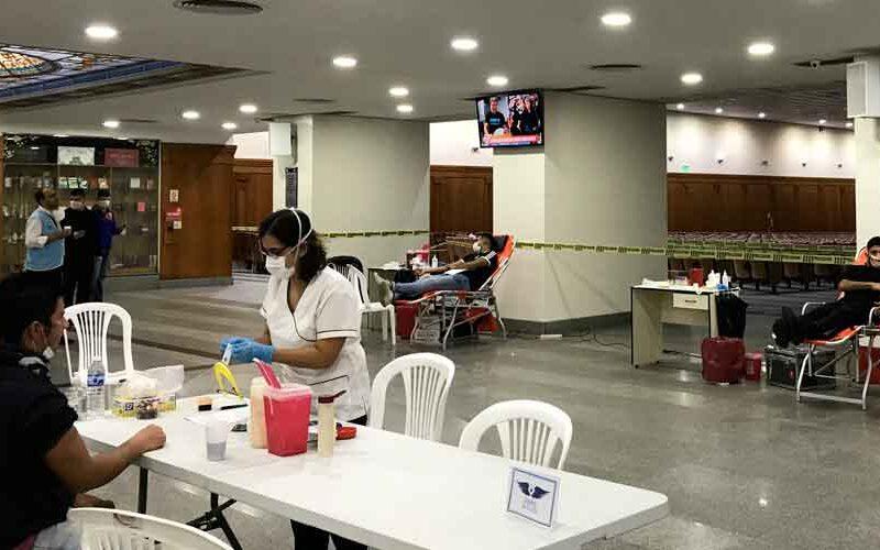 Ciudad: Día Nacional del Donante de Sangre