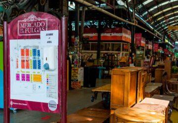 Ciudad: El Mercado de Pulgas amplía su horario
