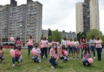 Realizan mamografías gratuitas para los barrios populares