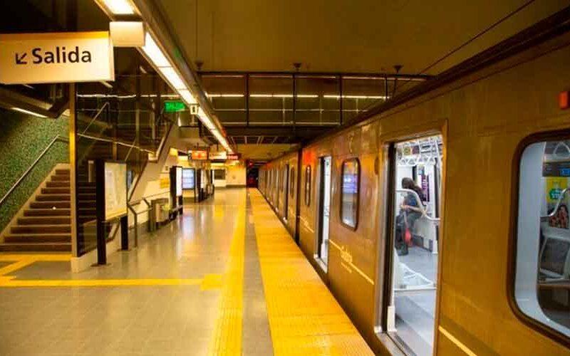 Se suman cinco estaciones al servicio del subte