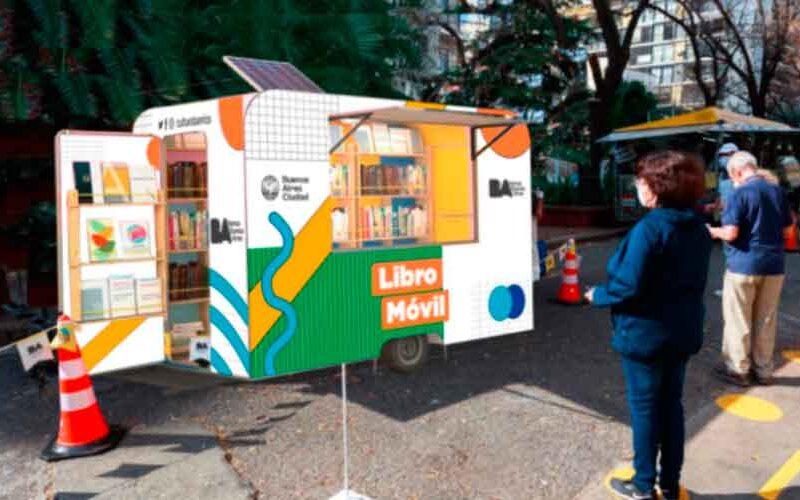 Libro Móvil circulará por los barrios de la Ciudad