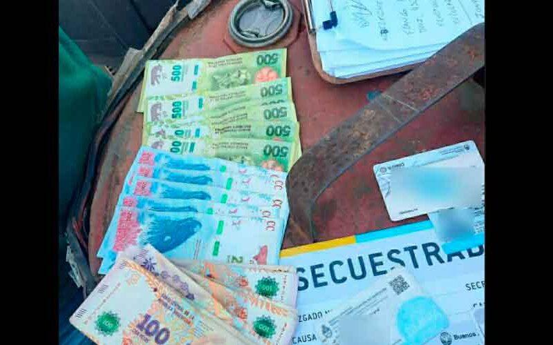Dos detenidos por robo a mano armada en Nueva Pompeya