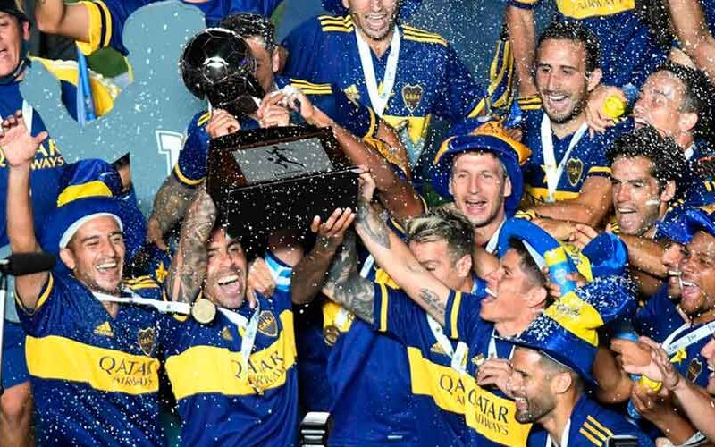 Boca consagró campeón de la Copa Diego Maradona