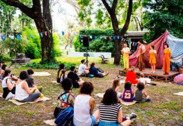 Los jardines se convierten en espacios participativos
