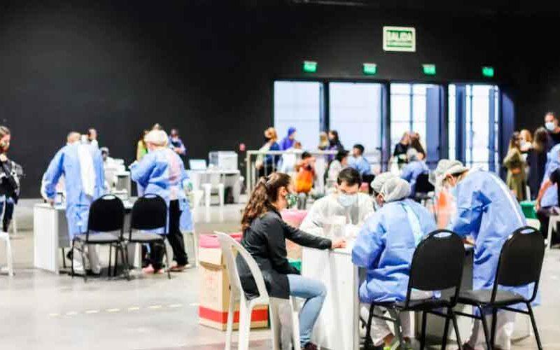 Testeos para trabajadores de los Centros de Primera Infancia