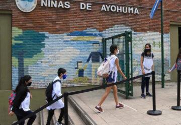 Clases presenciales en la Ciudad de Buenos Aires