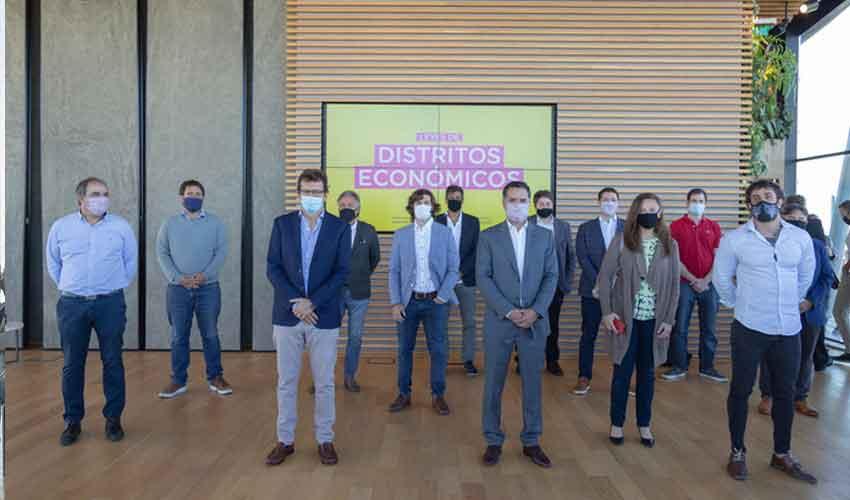 El Gobierno Porteño relanzó el Distrito Tecnológico