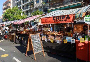 """""""BA Market"""" estará este fin de semana en Parque Lezama"""