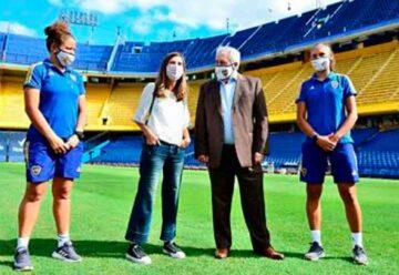 Boca Juniors y ANSES firmaron un convenio