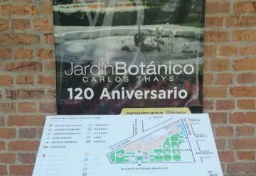 Sistemas de Comunicación en el Jardin Botánico