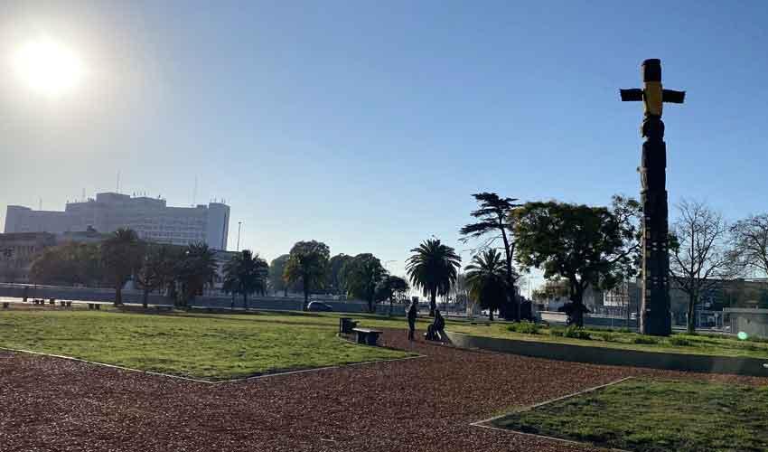 Plaza maría del carril