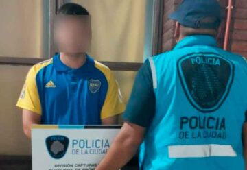 Tres arrebatadores fueron detenidos en la zona de Once
