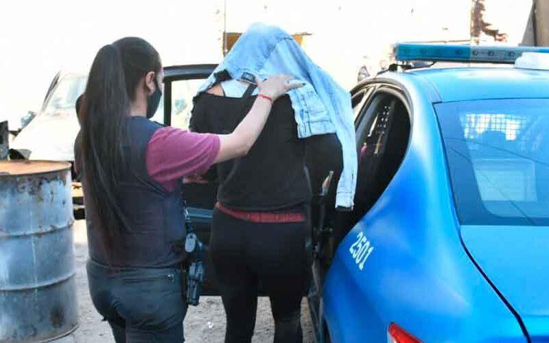 Taller clandestino en Nueva Pompeya: dos detenidas