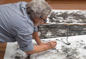 Presentación del libro de Andrés Waissman en el museo Sívori