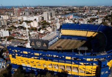 El club Boca Juniors celebra un nuevo aniversario
