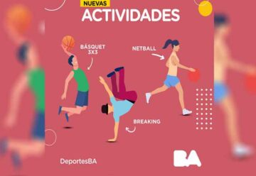 Podes Inscribirte en las clases de los Polideportivos de la Ciudad