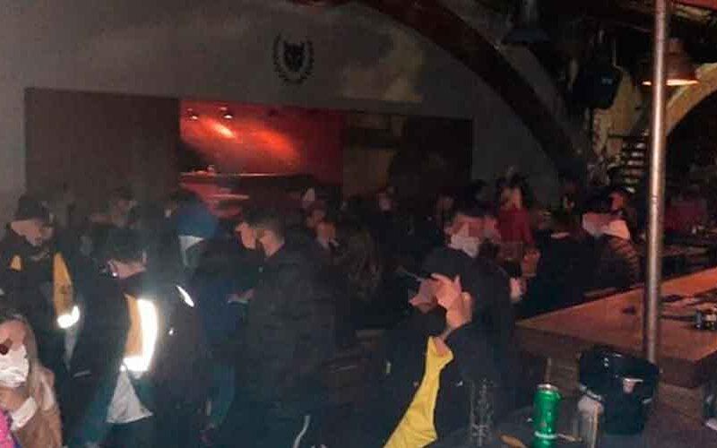Clausuraron una fiesta clandestina en Palermo