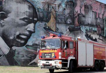 Día del Bombero Voluntario se festeja en La Boca