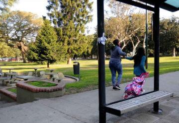 La Justicia ordenó que no se avance con las obras en el Parque España