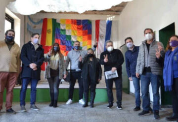 Reinauguraron el Centro Cultural Voces