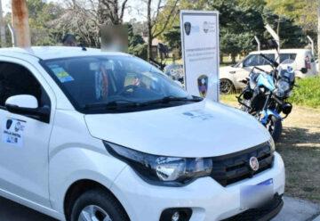 Encuentran en 72 horas un vehículo robado en Villa Soldati