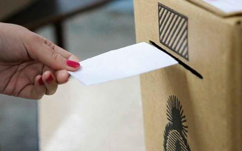 Elecciones: medidas para votar en forma segura