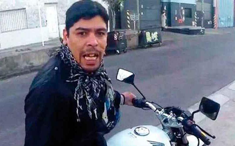 El motochorro de La Boca fue nuevamente detenido