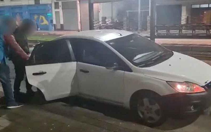 La Policía detuvo en Parque Patricios a un prófugo de la Justicia