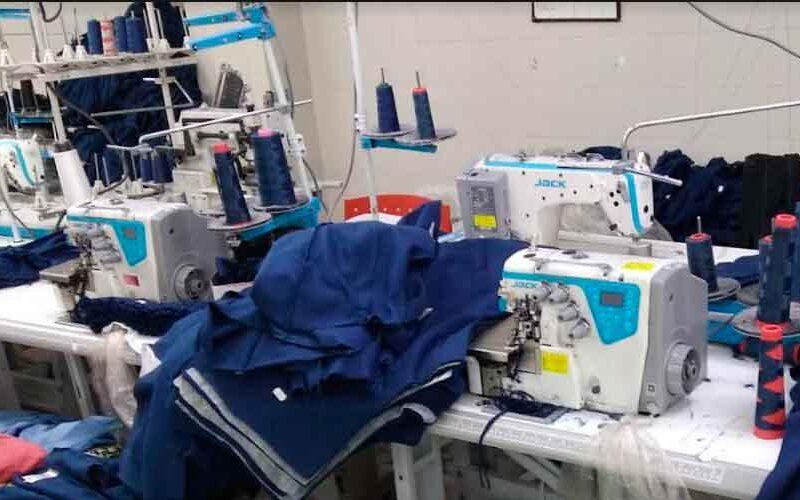 Clausura de taller textil en Villa Soldati
